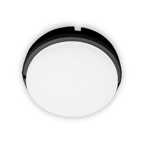 Brilagi - LED Plafondarmatuur industrieverlichting SIMA LED/12W/230V IP65 zwart