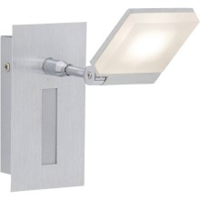 Brilliant - LED Wandspot PLAXICO LED/6W/230V