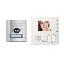 Bticino 366511 - Intercom video kit + buitenpost Class 100 kleur IP54