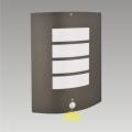Buiten wandlamp met sensor MEMPHIS 1xE27/15W/230V IP44