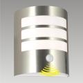 Buiten wandlamp met sensor TOLEDO 1xE27/11W/230V IP44