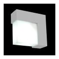 Buiten wandlamp OSLO 1xE27/14W/230V IP44