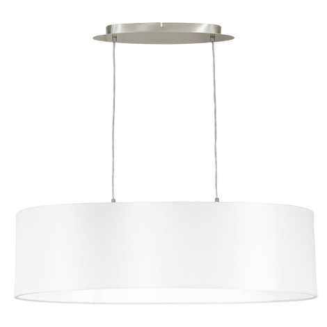 Eglo 31609 - Hanglamp aan koord MASERLO 2xE27/60W/230V
