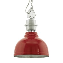 Eglo 49177 - Hanglamp aan ketting GRANTHAM 1xE27/60W/230V