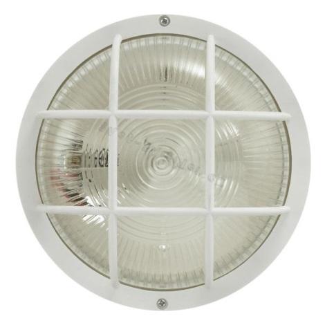 EGLO 88807 - Buiten wandlamp ANOLA 1xE27/40W wit IP44