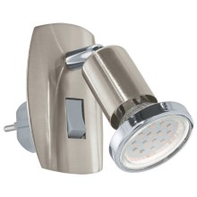 Eglo 92924 - LED Stopcontact lamp MINI 4 1xGU10-LED/3W/230V