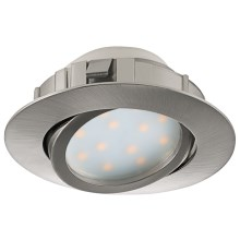 Eglo 95856 - LED Inbouwlamp PINEDA 1xLED/6W/230V