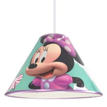 Hanglamp aan koord MINNIE MOUSE 1xE27/40W/230V