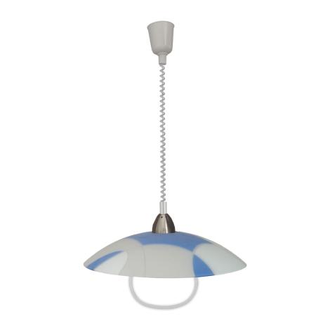 Hanglamp met trekpendel ASPIS 1xE27/60W