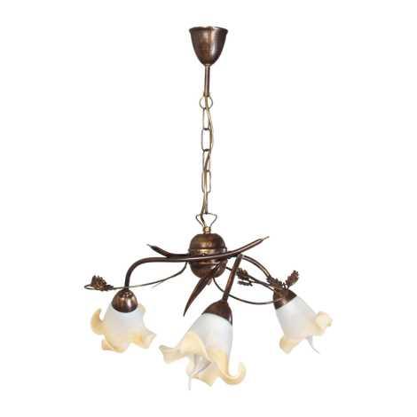 Hanglamp PAMELA 3xE14/40W/230V