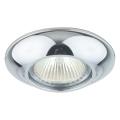 Ingebouwd licht Family 1xGU10/50W chroom/aluminium