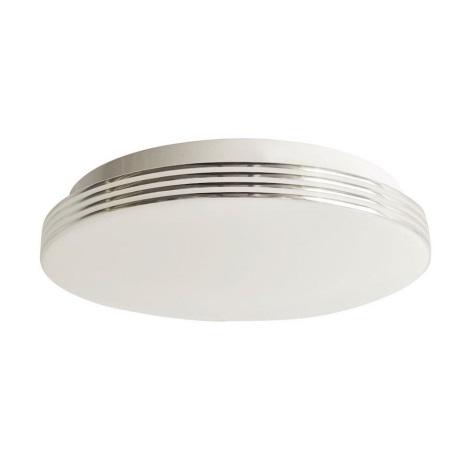 LED Badkamer plafondverlichting BRAVO 1xLED/10W/230V IP44