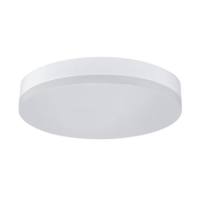 LED Badkamker plafondlamp LED/18W/230V IP44