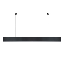 LED Hanglamp ALLDAY ONE 840 LED/50W/230V zwart