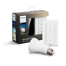 LED Lamp dimbaar Philips HUE WHITE E27/9W/230V