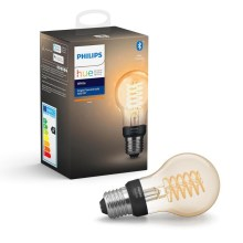 LED Lamp dimbaar Philips HUE WHITE FILAMENT A60 E27/7W/230V