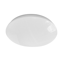 LED Plafondlamp dimbaar LED/18W/230V