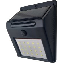 LED Solar wandlamp LED/3W IP44