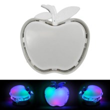 LED Stekker-nachtlamp APPLE LED/0,4W/230V