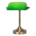 Lucide 17504/01/03 - Tafellamp BANKER 1xE14/ESL 11W/230V