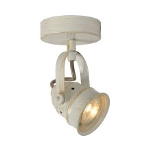 Lucide 77974/05/21 - LED Spot CIGAL 1xGU10/5W/230V antiek wit
