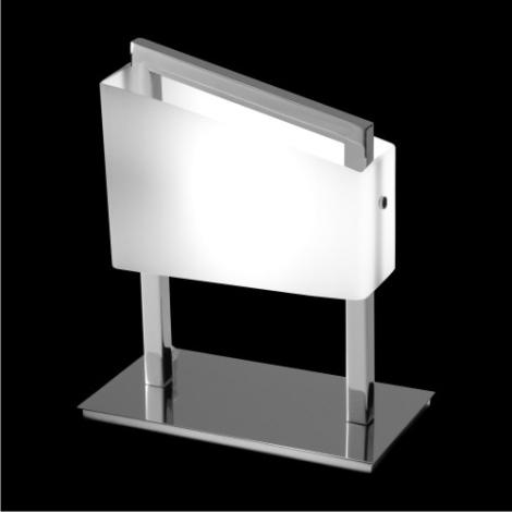 Luxera 1598 - Tafellamp RONDA 1xG9/40W/230V