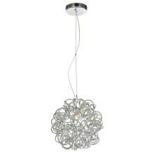 Luxera 64380 - Hanglamp aan koord WIRED 1xG9/33W/230V