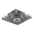 Luxera 71006 - Inbouwlamp ELEGANT 1xGU10/50W/230V
