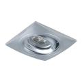 Luxera 71044 - Ingebouwd licht ELEGANT 1xGU10/50W/230V