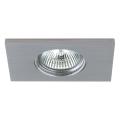 Luxera 71049 - Ingebouwd licht ELEGANT 1xGU10/50W/230V