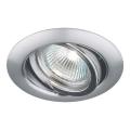 Luxera 71050 - Ingebouwd licht ELEGANT 1xGU10/50W/230V