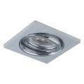 Luxera 71051 - Ingebouwd licht ELEGANT 1xGU10/50W/230V