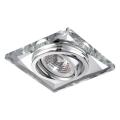 Luxera 71052 - Ingebouwd licht ELEGANT 1xGU10/50W/230V