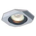 Luxera 71058 - Ingebouwd licht ELEGANT 1xGU10/50W/230V