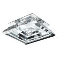 Luxera 71059 - Ingebouwd licht ELEGANT 1xG9/33W/230V