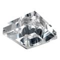 Luxera 71060 - Ingebouwd licht ELEGANT 1xG9/33W/230V