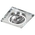 Luxera 71063 - Inbouwverlichting ELEGANT 1xGU10/50W/230V