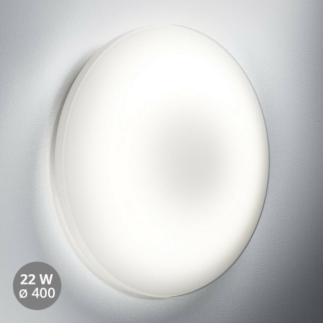 Osram - LED Buitenlamp met sensor SILARA LED/22W/230V IP44