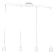 Philips 40922/31/16 - LED Hanglamp MYLIVING WOLGA 4xLED/3W/230V