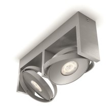 Philips 53152/48/P0 - LED Spot PARTICON 2xLED/4,5W/230V