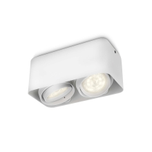 Philips 53202/31/16 - LED Spotlamp AFZELIA 2xLED/3W/230V