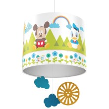 Philips 71753/30/16 - Kinderhanglamp DISNEY MICKEY MOUSE 1xE27/23W/230V