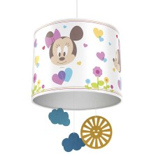 Philips 71753/31/16 - Hanglamp aan koord kinderkamer DISNEY MINNIE 1xE27/23W/230V