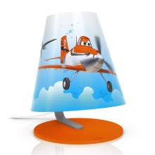 Philips 71764/53/16 - LED Tafellamp kinderkamer DISNEY PLANES LED / 3W / 230V