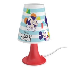 Philips 71795/30/16 - LED Tafellamp kinderkamer DISNEY MICKEY MOUSE LED/2,3W/230V