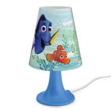Philips 71795/90/16 - LED Tafellamp kinderkamer DISNEY DORY LED / 2,3W / 230V