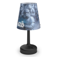 Philips 71796/30/16 - LED Tafellamp kinderkamer DISNEY STAR WARS 1x LED / 0,6W / 3x AA