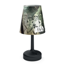 Philips 71796/30/P0 - LED Tafellamp kinderkamer DISNEY STAR WARS 1xLED/0,6W/3xAA