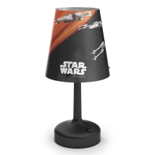 Philips 71888/30/16 - LED Tafellamp kinderkamer DISNEY STAR WARS 1xLED/0,6W/3xAA