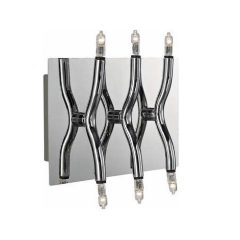 Philips Eseo 37987/11/13 - Wandlamp ROSSI 6xG4/10W